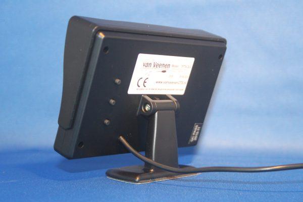 4,3 inch monitor